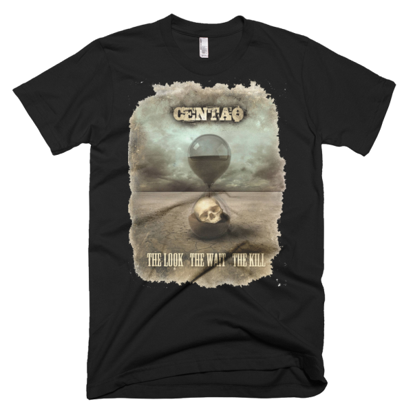 """""""T-Shirt The Look The Wait The Kill"""""""